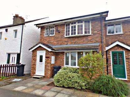 1 Bedroom Flat for sale in Queens Road, Little Sutton, Ellesmere Port, CH66