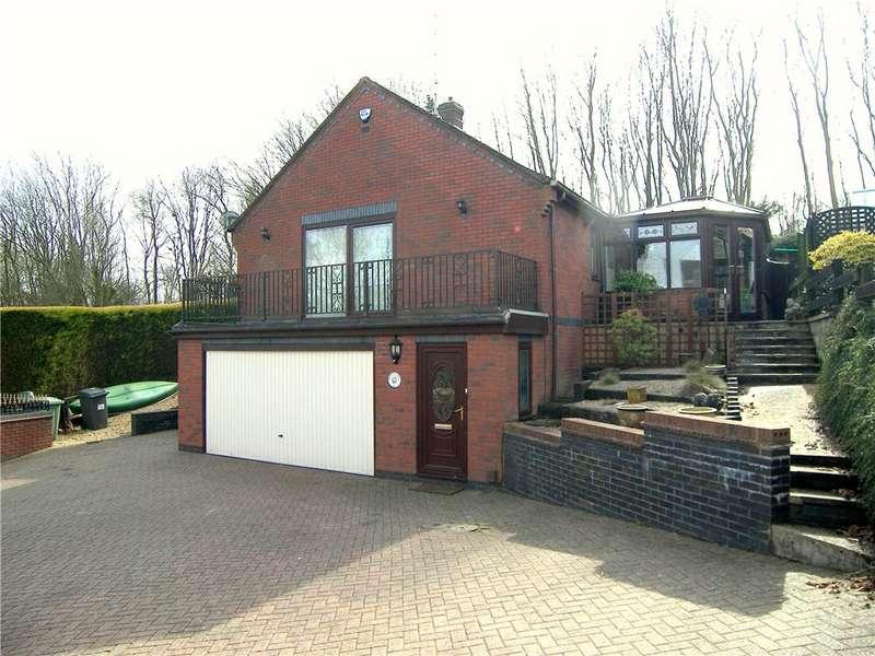3 Bedrooms Detached Bungalow for sale in Mount Crescent, South Normanton, Alfreton, Derbyshire, DE55