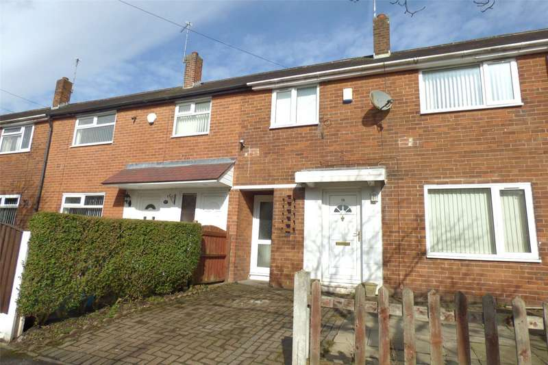 3 Bedrooms Terraced House for sale in Reins Lee Avenue, Fitton Hill, Oldham, Lancashire, OL8