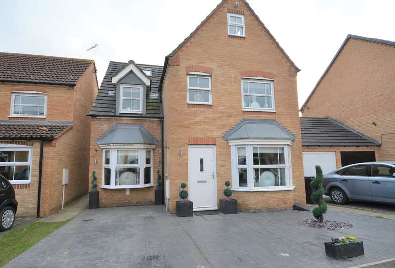 6 Bedrooms Detached House for sale in Northbridge Park, St. Helen Auckland, Bishop Auckland, DL14 9UG