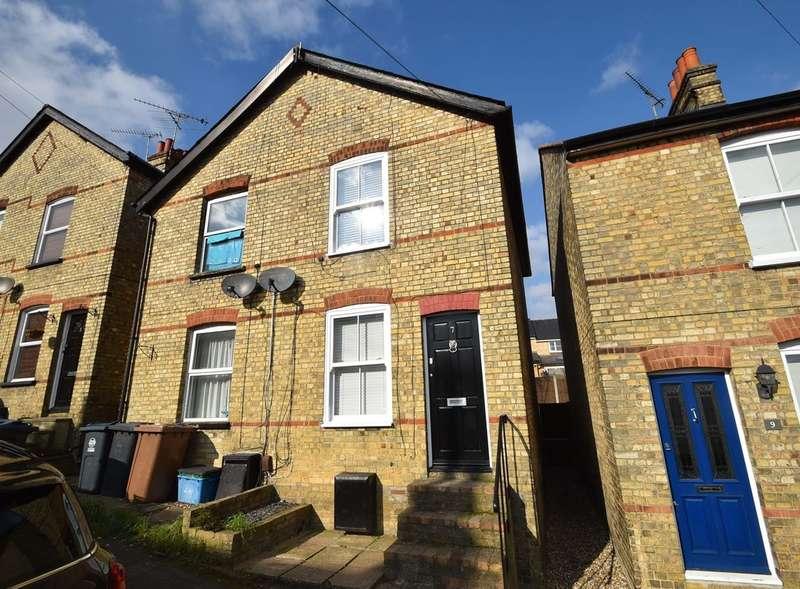 2 Bedrooms Semi Detached House for sale in Portland Place, Bishop's Stortford