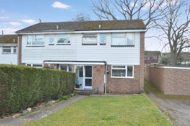 3 Bedrooms End Of Terrace House for sale in Peverells Wood Close, Chandler's Ford, Peverells Wood
