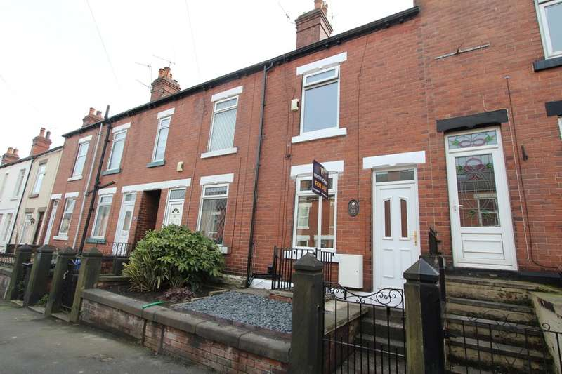 3 Bedrooms Terraced House for sale in Delf Street, Heeley