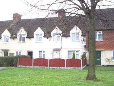 3 Bedrooms Terraced House for rent in Hoole Road, Woodchurch, Wirral
