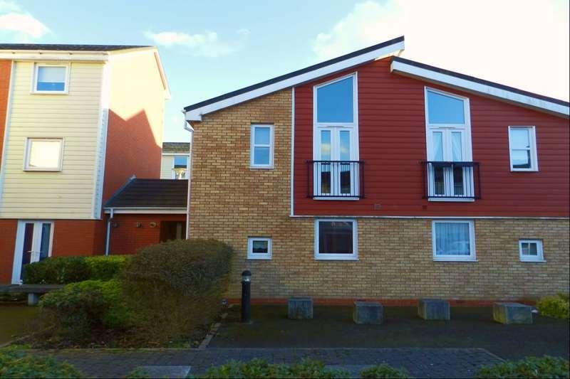 1 Bedroom Flat for rent in Merlin Way, Castle Vale, Birmingham, B35