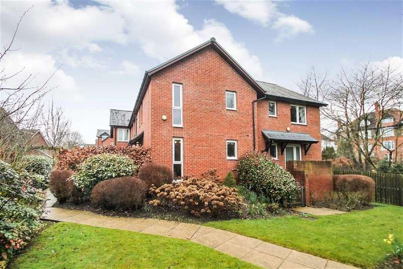 2 Bedrooms Retirement Property for sale in Burgess Court, Gravel Hill, Ludlow