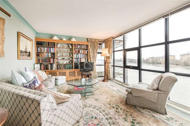 3 Bedrooms Flat for sale in Rainville Road, Hammersmith, Fulham, London, W6