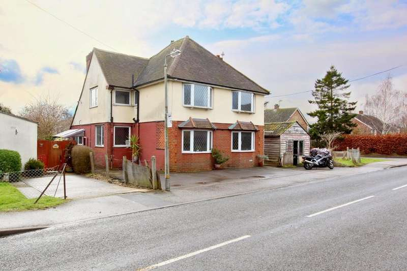 4 Bedrooms Detached House for sale in Western Road, Silver End, CM8 3SE