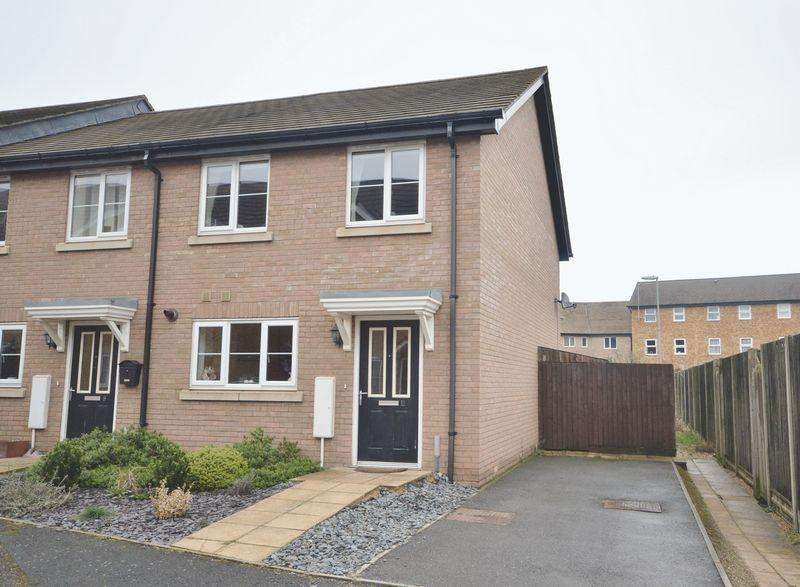 3 Bedrooms Terraced House for sale in Cotswold Close, Little Stanion