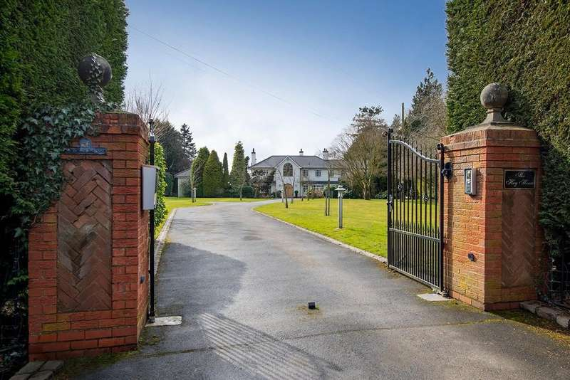 6 Bedrooms Detached House for sale in Lapworth Street, Lapworth