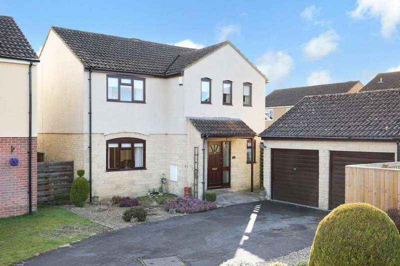 4 Bedrooms Detached House for sale in Trevithick Close, Frome