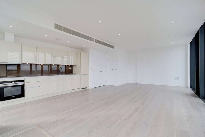 2 Bedrooms Penthouse Flat for rent in Stratosphere Tower, 55 Great Eastern Road, London, E15