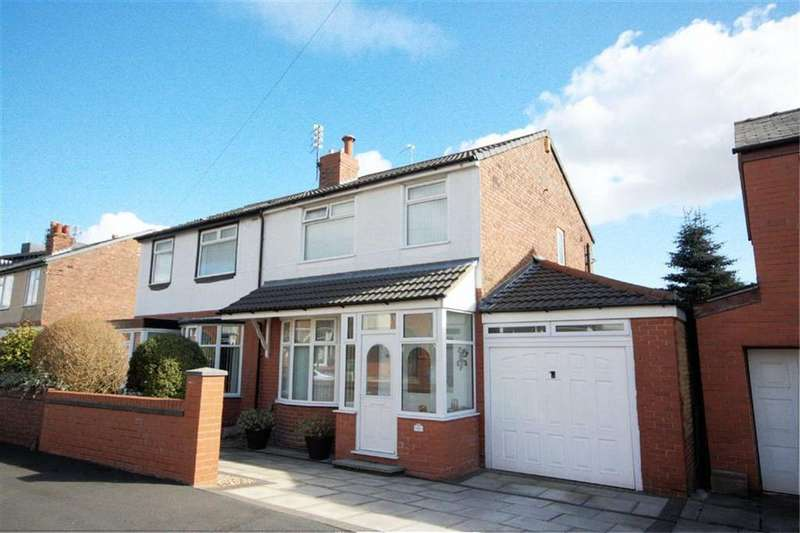 3 Bedrooms Semi Detached House for sale in Norfolk Road, Toll Bar, St Helens, WA10