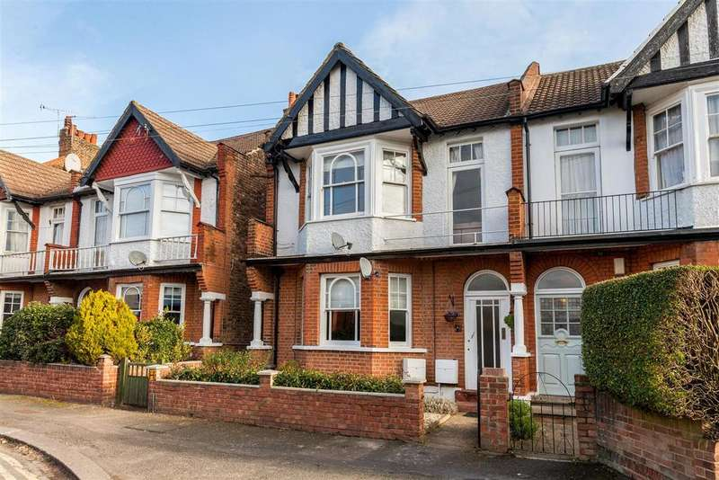 3 Bedrooms Apartment Flat for sale in Stanton Road, West Wimbledon, SW20