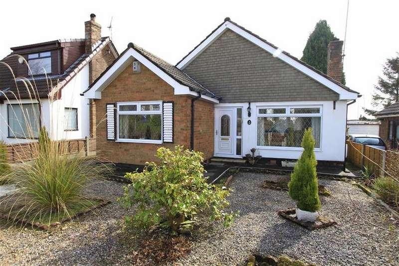 2 Bedrooms Detached Bungalow for sale in 12, Elm Park Way, Rooley Moor, Rochdale, OL12