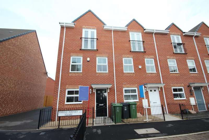 4 Bedrooms Town House for rent in Harold Hornsey Square, Headway, Hartlepool
