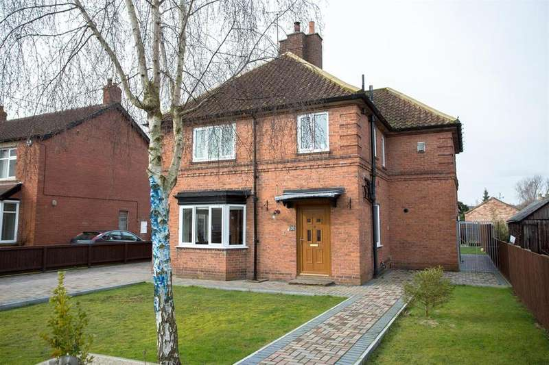 5 Bedrooms Detached House for sale in Ashdale Road, Helmsley
