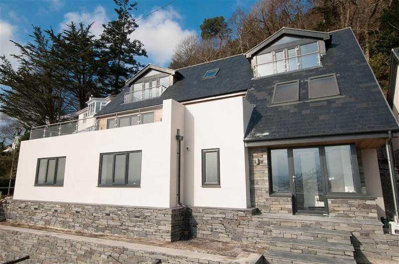 4 Bedrooms Detached House for sale in Ty Mor Wennol, Philip Avenue, Aberdyfi, Gwynedd, LL35