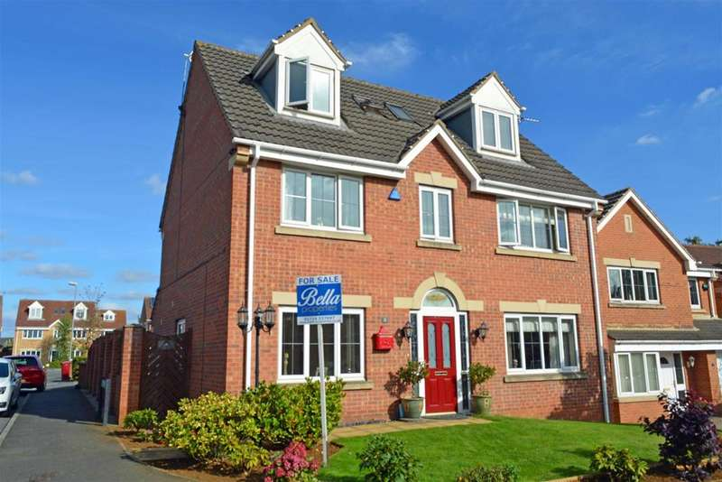 5 Bedrooms Detached House for sale in Mulberry Gardens, Scunthorpe