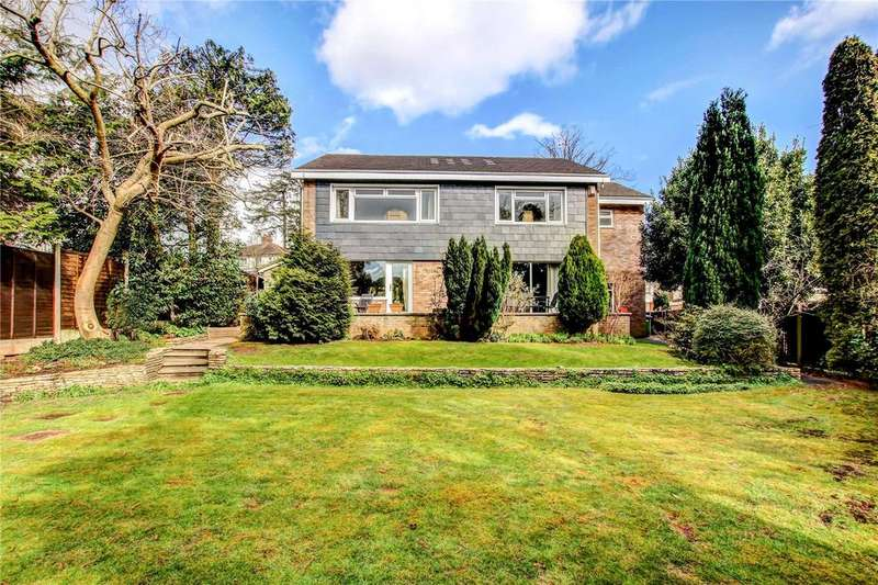 4 Bedrooms Detached House for sale in Mariners Drive, Sneyd Park, Bristol, BS9
