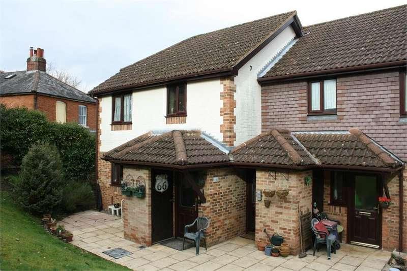 1 Bedroom Flat for sale in Chasewater Court, Aldershot, Hampshire