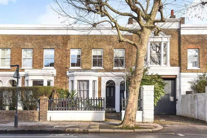 2 Bedrooms Flat for sale in Stamford Brook Road, Hammersmith