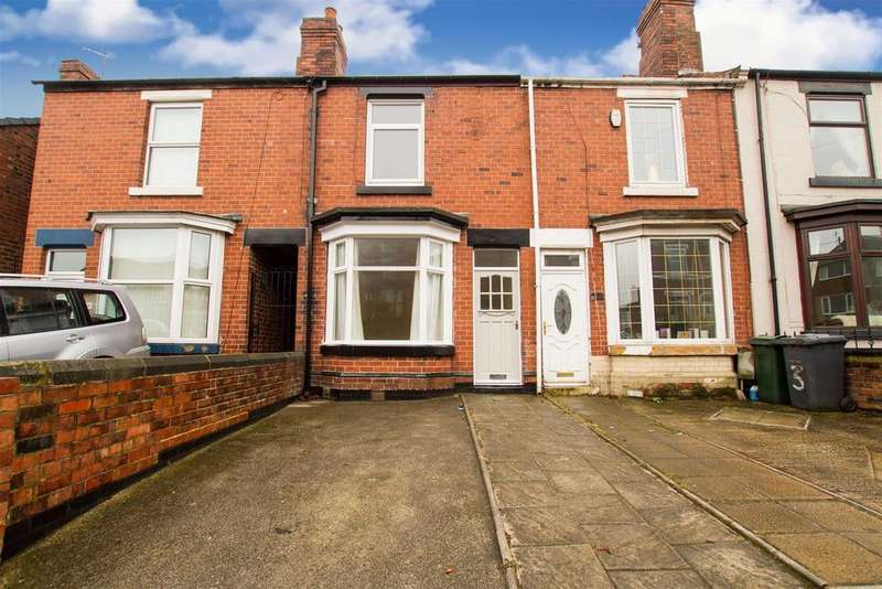 3 Bedrooms House for sale in Regent Street, Rotherham