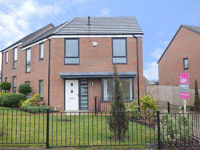 3 Bedrooms Semi Detached House for sale in Frogmill Road, Rubery, Birmingham B45