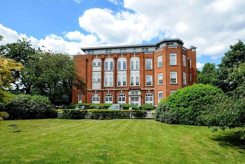 2 Bedrooms Flat for sale in West Hill, Putney