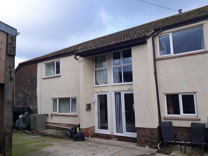 2 Bedrooms Semi Detached House for rent in Mutterton, Cullompton, Cullompton, EX15