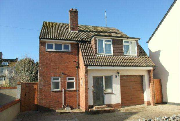 3 Bedrooms Detached House for sale in Louisa Place, EXMOUTH