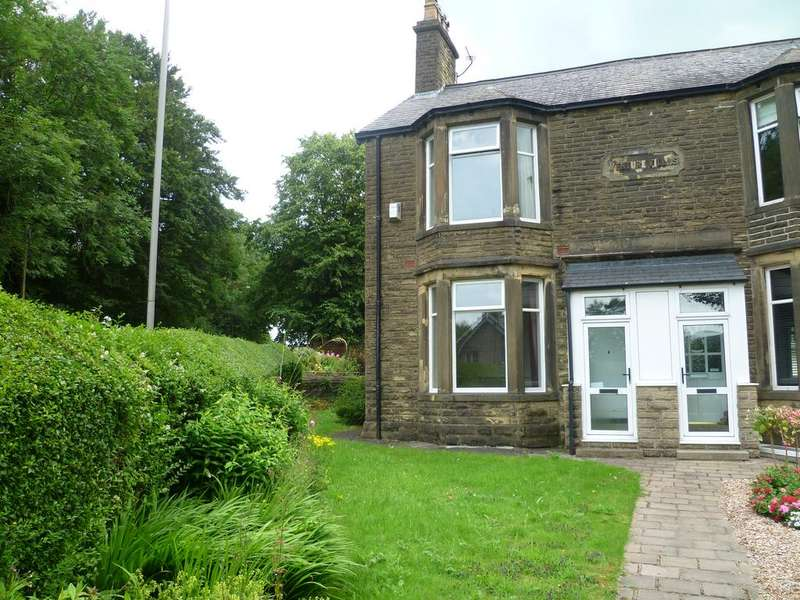 4 Bedrooms Semi Detached House for sale in Clitheroe Road , Chatburn BB7