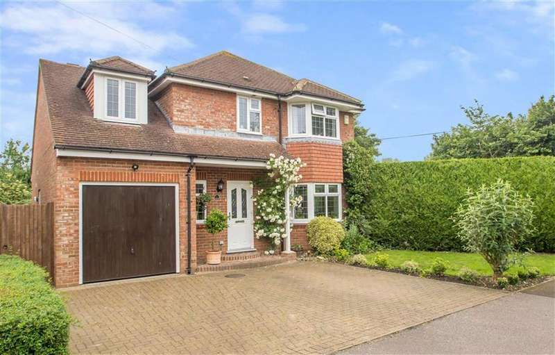 4 Bedrooms Detached House for sale in Ryecroft Road, Otford, Kent