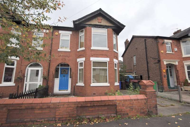 3 Bedrooms Semi Detached House for rent in Milwain Road, Burnage