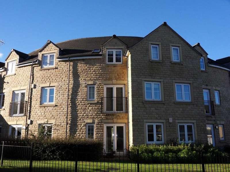 1 Bedroom Apartment Flat for sale in Juniper Court, Northowram, Halifax HX3