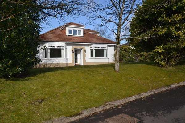 3 Bedrooms Detached Bungalow for sale in 3 Kirkview Crescent, Newton Mearns, Glasgow, G77 5DB