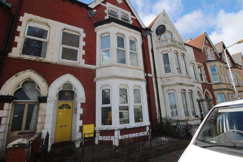 2 Bedrooms Apartment Flat for sale in Taff Embankment, Grangetown