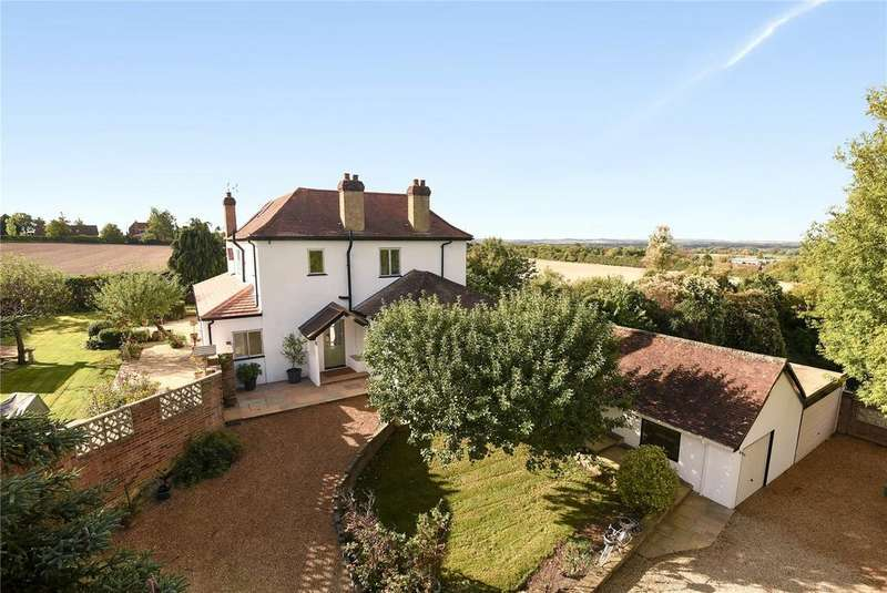 5 Bedrooms Detached House for rent in Crowmarsh Hill, Crowmarsh Gifford, Wallingford, Oxfordshire, OX10