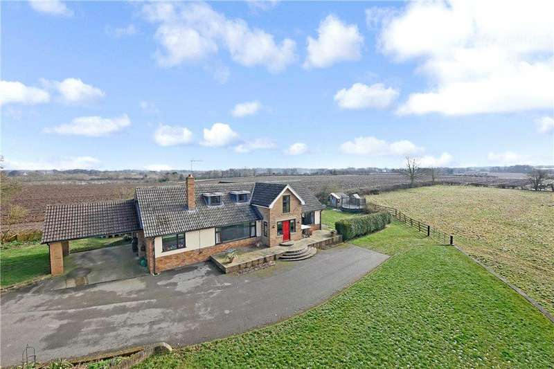 5 Bedrooms Equestrian Facility Character Property for sale in Green Lane, Littlethorpe, Ripon, North Yorkshire