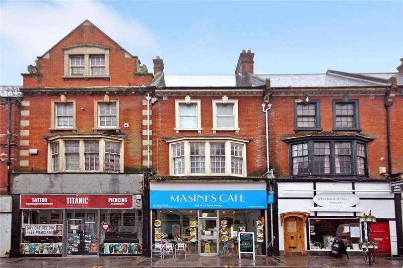 2 Bedrooms Flat for sale in Poole Road, Bournemouth, Dorset, BH4