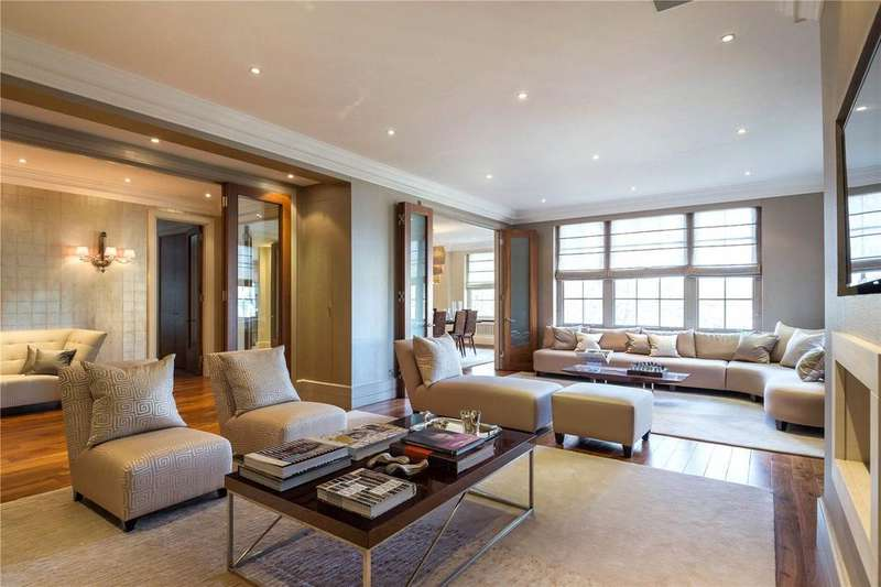 6 Bedrooms Flat for rent in Abbey Lodge, Park Road, London