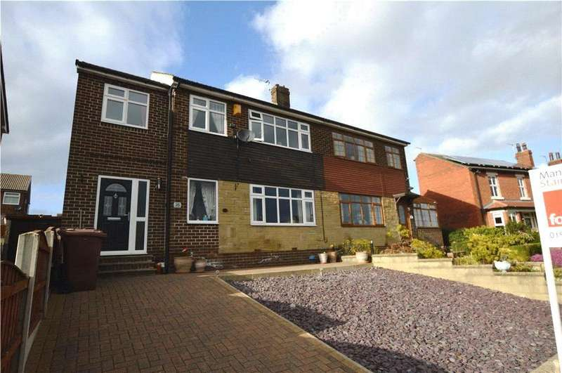 4 Bedrooms Semi Detached House for sale in Moxon Street, Wakefield, West Yorkshire