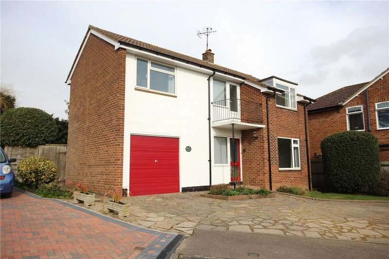 3 Bedrooms Detached House for rent in Lower Luton Road, Wheathampstead, Hertfordshire