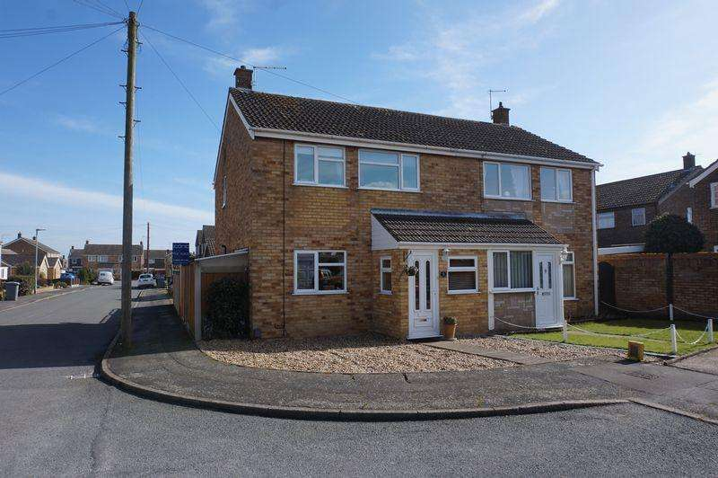 3 Bedrooms Semi Detached House for sale in Westacre Drive, Old Catton, Norwich