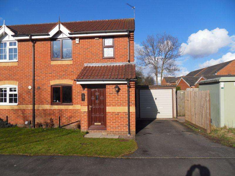 3 Bedrooms Semi Detached House for sale in Albert Road, Coalville