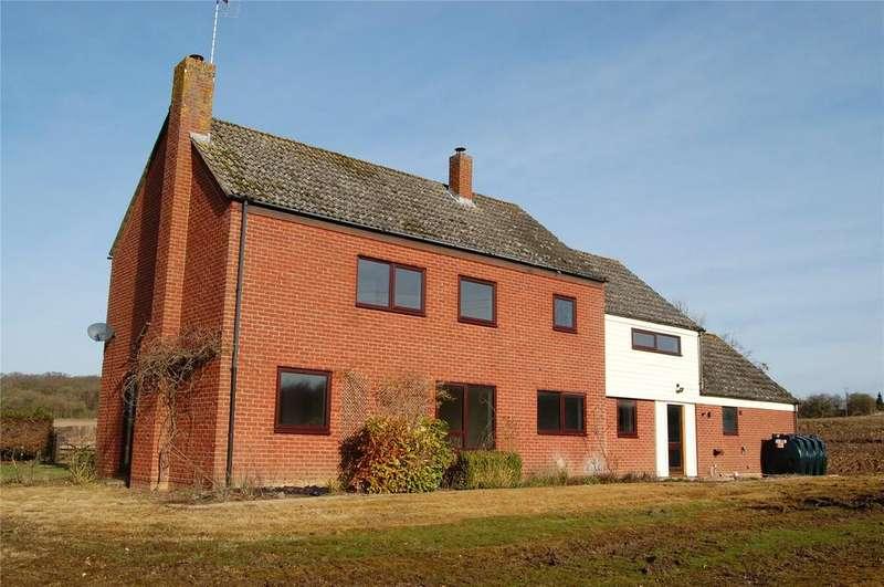 4 Bedrooms Detached House for rent in Twites Corner, Great Saxham, Bury St Edmunds, IP29