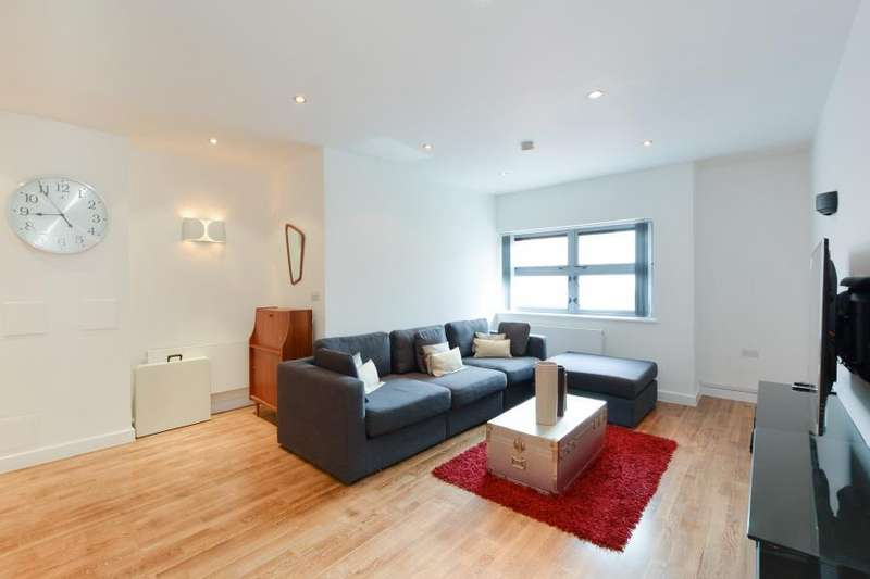 3 Bedrooms Apartment Flat for sale in Wadeson Street, London, E2