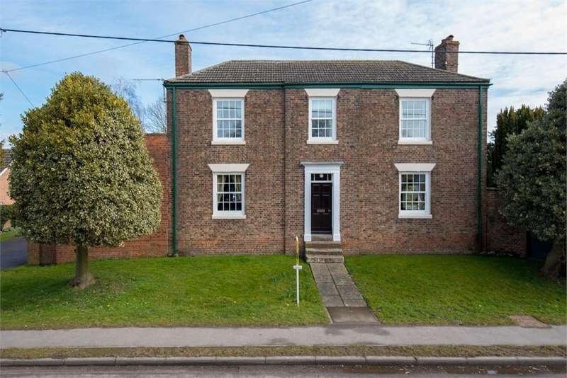 4 Bedrooms Detached House for sale in Main Road, New Bolingbroke, Boston, Lincolnshire