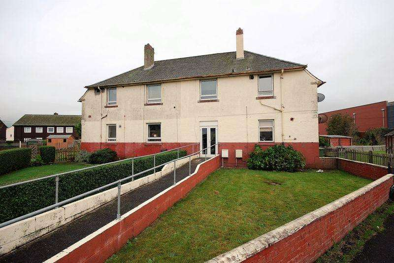 2 Bedrooms Ground Flat for sale in 37 Wellington Street, Prestwick, KA9 2AD