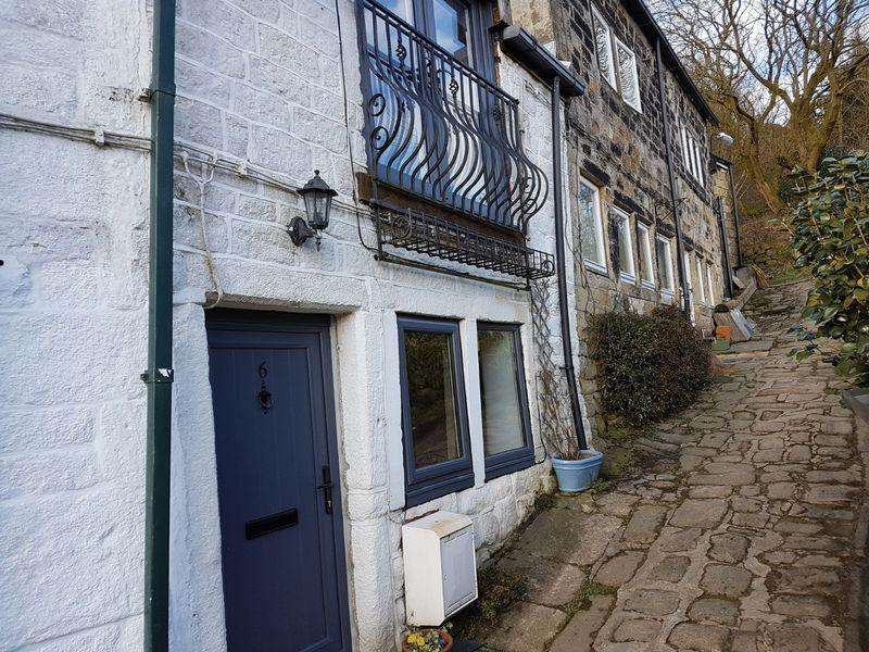 2 Bedrooms Terraced House for sale in Carr House Fold, Todmorden